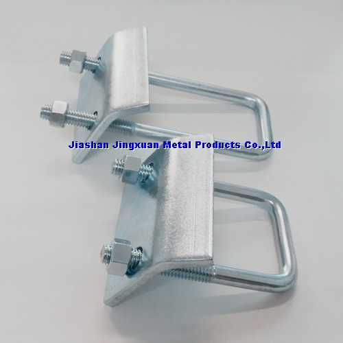 U Bolts Beam Clamp For Mounting Channel,Jiashan Jingxuan Metal